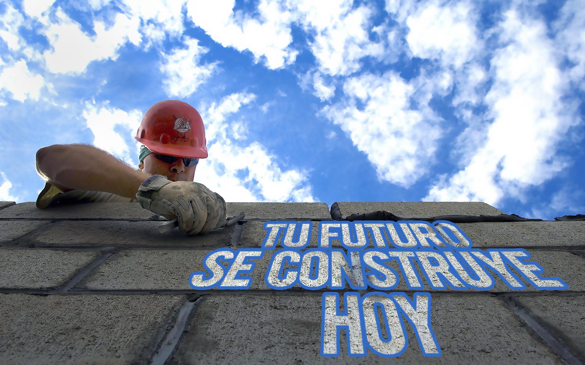 Construye tu futuro hoy