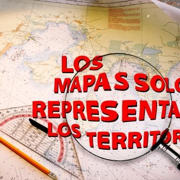 Los mapas solo representan los territorios